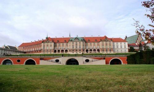 Zdjęcie POLSKA / Mazowieckie / Warszawa / Zamek Królewski