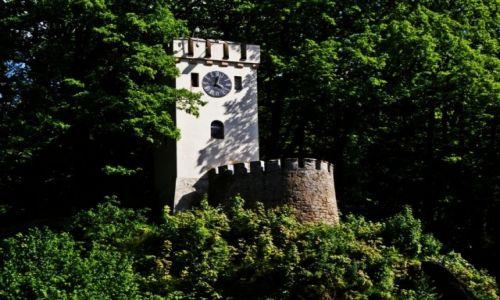 Zdjęcie POLSKA / Dolnośląski / Szczawno Zdrój / Wieża Anny