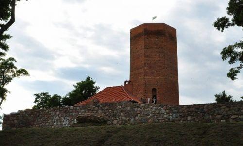 Zdjęcie POLSKA / Kujawsko-Pomorskie / Kruszwica / Kruszwica, ruiny zamku