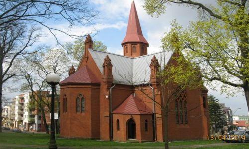Zdjęcie POLSKA / zachodniopomorskie / STARGARD / cerkiew