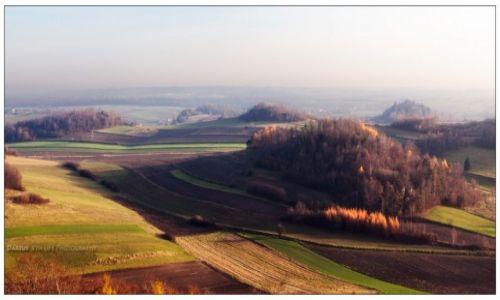 Zdjęcie POLSKA / Jura Krakowsko-Częstochowska / Smoleń / Jurassic Landscape