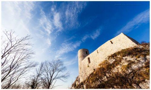 Zdjęcie POLSKA / Jura Krakowsko-Częstochowska / Smoleń / Smoleń Castle