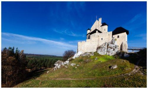 Zdjęcie POLSKA / Jura Krakowsko-Częstochowska / Bobolice / Bobolice Castle II