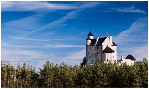 Zdjęcie POLSKA / Jura Krakowsko-Częstochowska / Bobolice / Bobolice Castle IV