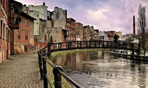 Zdjęcie POLSKA / kujawsko-pomorski / Bydgoszcz / Wenecja Bydgoska – zespół architektoniczny Starego Miasta