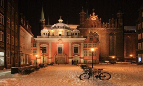 POLSKA / Pomorze / Gdańsk / Kaplica Królewska