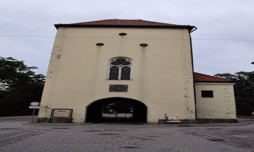 POLSKA / Kujawsko-Pomorskie / Chełmno / Chełmno, brama miejska