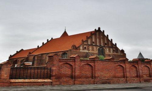 Zdjęcie POLSKA / Kujawsko-Pomorskie / Chełmno / Chełmno, kościół pofranciszkański