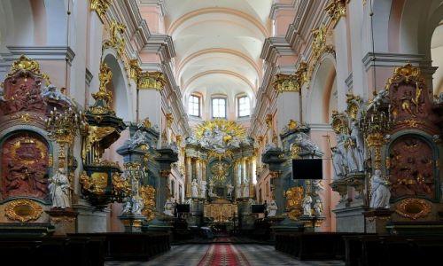 Zdjęcie POLSKA / Małopolska / Miechów / Bazylika Grobu Bożego