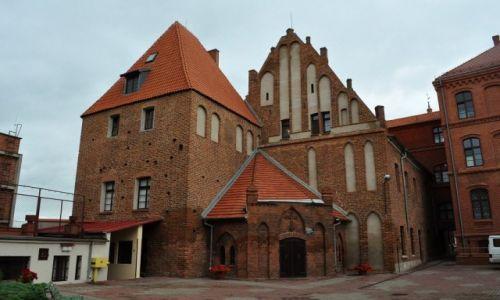 Zdjęcie POLSKA / Kujawsko-Pomorskie / Chełmno / Chełmno, Zespół klasztorny Sióstr Miłosierdzia