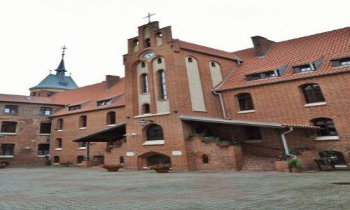 POLSKA / Kujawsko-Pomorskie / Chełmno / Chełmno, Zespół klasztorny Sióstr Miłosierdzia