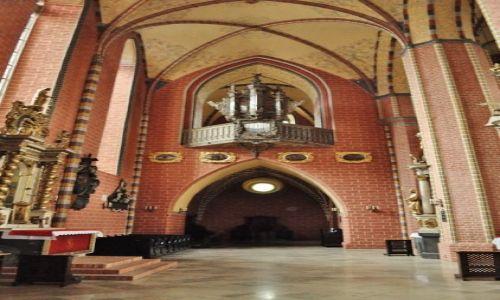 Zdjęcie POLSKA / Kujawsko-Pomorskie / Chełmno / Chełmno, Kościół Wniebowzięcia Najświętszej Maryi Panny.