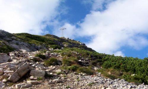 Zdjęcie POLSKA / Tatry / Giewont / Giewont - szczyt