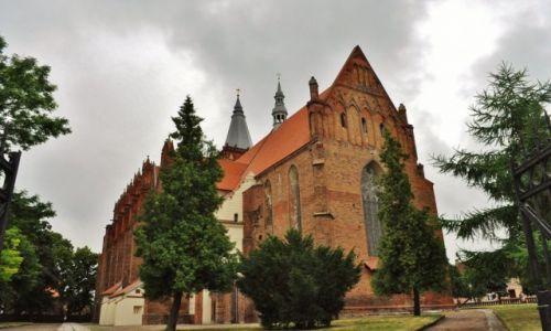 Zdjęcie POLSKA / Kujawsko-Pomorskie / Chełmno / Chełmno, Fara