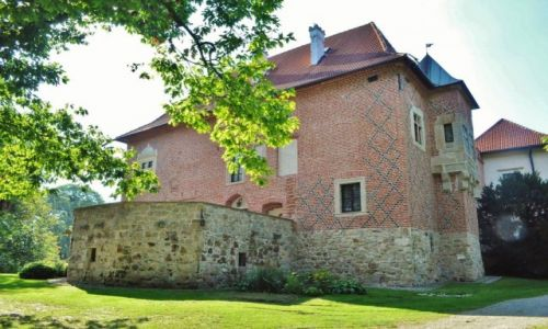 Zdjęcie POLSKA / Małopolska / Dębno / Dębno, zamek