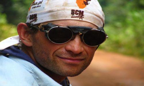 POLSKA / --- / --- / Spotkanie z pasją: Paweł Kilen W poszukiwaniu białych plam na mapie - Trekking rzeki Kunene