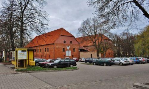 Zdjęcie POLSKA / Warmińsko-Mazurskie / Ostróda / Ostróda, zamek
