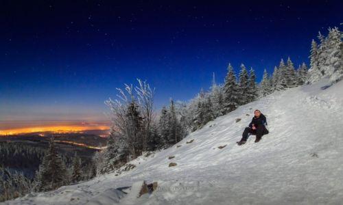 Zdjęcie POLSKA / Karkonosze / Śląska Droga / W stronę Księżyca