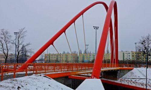 Zdjecie POLSKA / Kuj-pom / Bydgoszcz / Most czerwony.