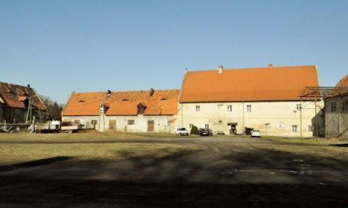 Zdjęcie POLSKA / Dolny Śląsk / Henryków / Henryków, opactwo pocysterskie