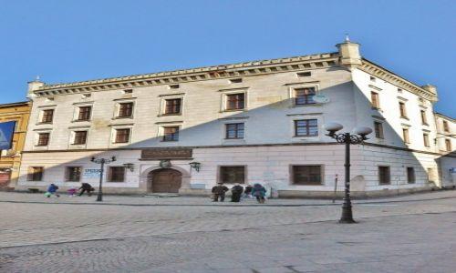 Zdjęcie POLSKA / Dolny Śląsk / Ziębice / Ziębice, renesansowy pałac opatów