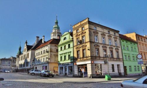 Zdjęcie POLSKA / Dolny Śląsk / Ziębice / Ziębice, rynek