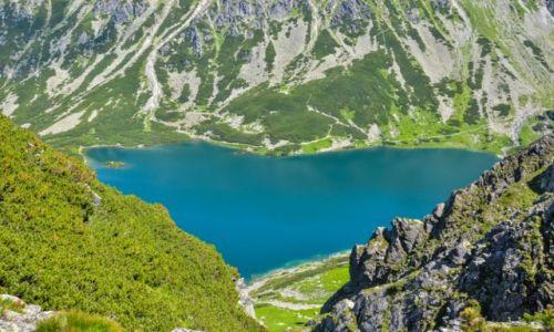 Zdjecie POLSKA / Tatry / Dolina Gasienicowa / Czarny Staw Gąsienicowy