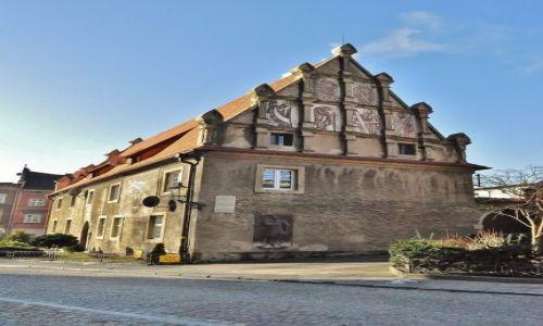 Zdjęcie POLSKA / Dolny Śląsk / Ziębice / Ziębice, dawna szkoła parafialna