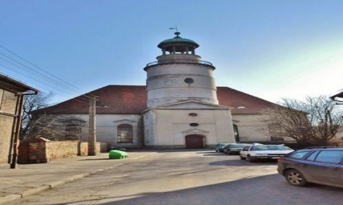 Zdjęcie POLSKA / Dolny Śląsk / Ziębice / Ziębice, zbór poewangelicki XVIII w.