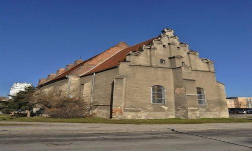 Zdjęcie POLSKA / Opolskie / Nysa / Nysa, kościół pofranciszkański