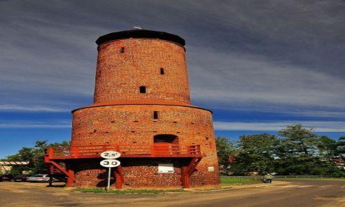 Zdjęcie POLSKA / woj.zachodnipomorskie / Gryfice / Baszta