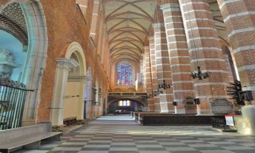 Zdjęcie POLSKA / Opolskie / Nysa / Nysa, kościół par. pw. św. Jakuba Starszego i św. Agnieszki
