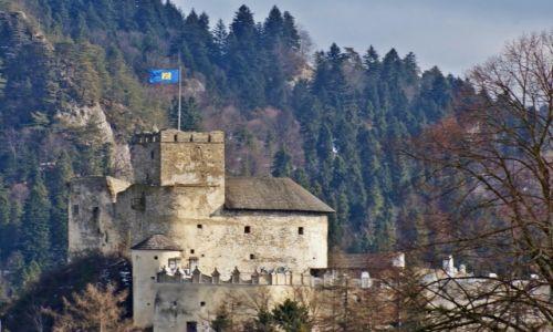 Zdjęcie POLSKA / Małopolska / Niedzica / Zamek