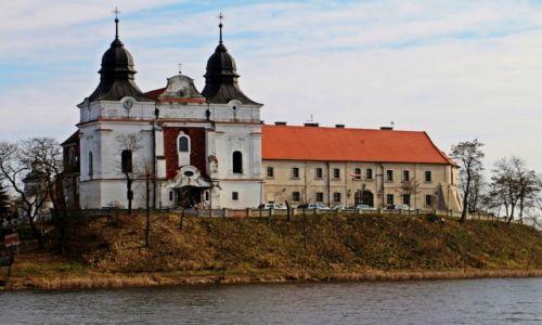 Zdjęcie POLSKA / Kuj-pom / Mogilno / Klasztor benedyktynów.