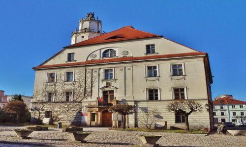 Zdjęcie POLSKA / Dolny Śląsk / Paczków / Paczków, Ratusz