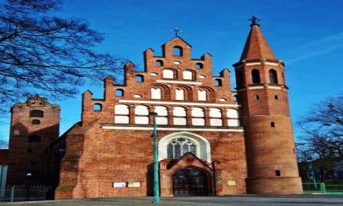 Zdjecie POLSKA / Kuj-pom / Bydgoszcz / Kościół pobernardyński NMP Królowej Pokoju.