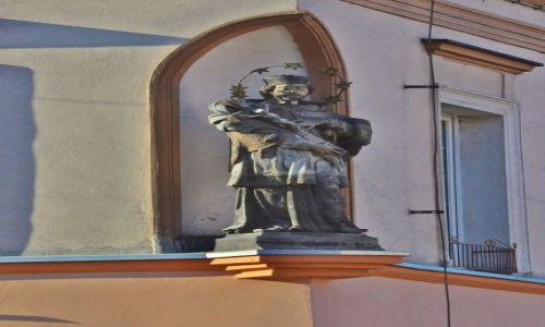 Zdjęcie POLSKA / Dolny Śląsk / Paczków / Paczków, św. Jan Nepomucen