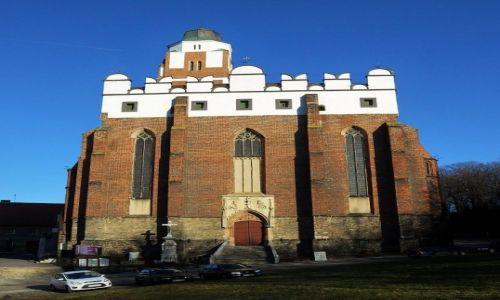 Zdjęcie POLSKA / Dolny Śląsk / Paczków / Paczków, kościół św. Jana