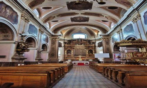Zdjęcie POLSKA / Dolny Śląsk / Kłodzko / Kłodzko, kościół i klasztor franciszkanów