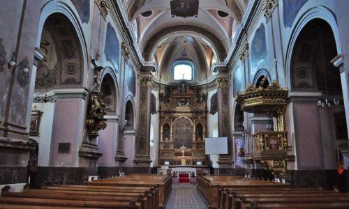Zdjecie POLSKA / Dolny Śląsk / Kłodzko / Kłodzko, kościół i klasztor franciszkanów