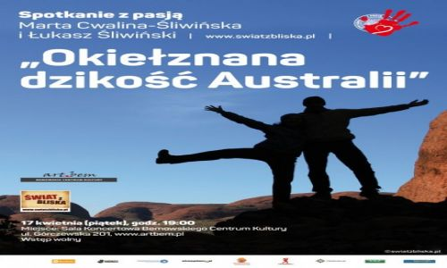POLSKA / --- / --- / Spotkanie z pasją: Marta Cwalina-Śliwińska i Łukasz Śliwiński \