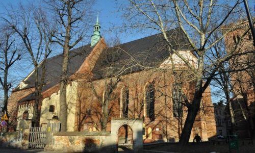 Zdjecie POLSKA / Dolny Śląsk / Ząbkowice Śląskie / Ząbkowice Śląskie, kościół św. Anny