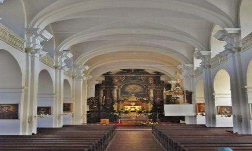 Zdjęcie POLSKA / Dolny Śląsk / Ząbkowice Śląskie / Ząbkowice Śląskie, klasztor klarysek