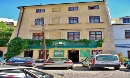 Zdjęcie POLSKA / Małopolska / Kraków / Kraków, kamienica