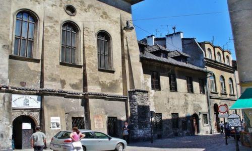 Zdjęcie POLSKA / Małopolska / Kraków / Kraków, wysoka Bożnica