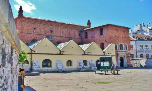Zdjęcie POLSKA / Małopolska / Kraków / Kraków, synagoga Stara