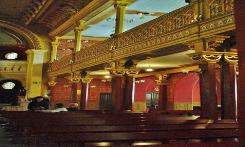 Zdjęcie POLSKA / Małopolska / Kraków / Kraków, synagoga Tempel