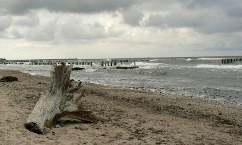 Zdjęcie POLSKA / Pomorze Środkowe / Ustka / plaża