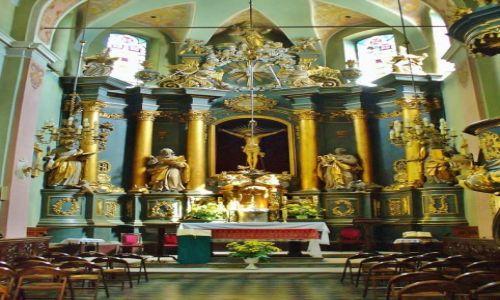 Zdjęcie POLSKA / Centrum / Radomsko / Radomsko, klasztor franciszkanów
