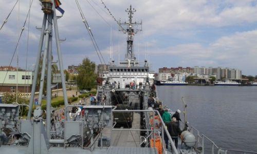 Zdjecie POLSKA / - / teren wojskowy / Świnoujście